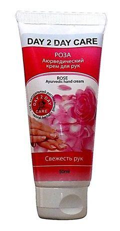 Крем для рук аюрведический (Дэй ту Дэй Кэр) Роза,50 мл