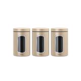 Набор контейнеров 3 пр.(1,4л), Шампань, артикул 304842, производитель - Brabantia