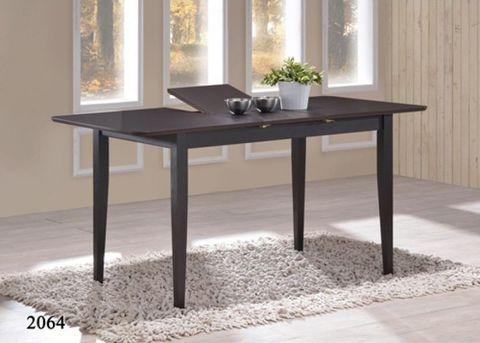 Стол обеденный 2064 раздвижной деревянный венге