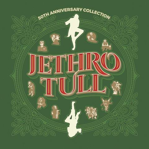 Jethro Tull / 50th Anniversary Collection (LP)