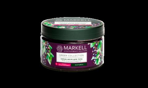Markell Green Collection Скраб-желе для тела Сахар и Черная смородина 250мл