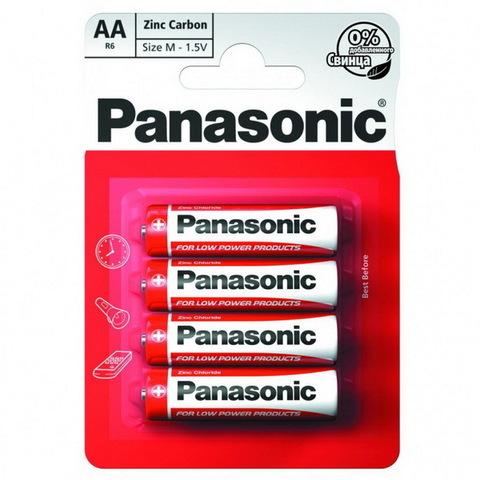 Батарейки Panasonic Special R6, AA (4/48/240) BL