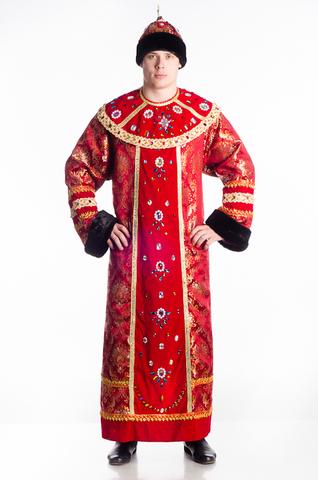Костюм Царь Иван Грозный