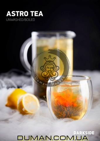Табак Dark Side Astro Tea (Дарк Сайд Чай с Лимоном) |20г