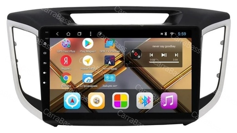 Магнитола  для Hyundai Creta (2016+) Android 8.1 модель CB3024T8