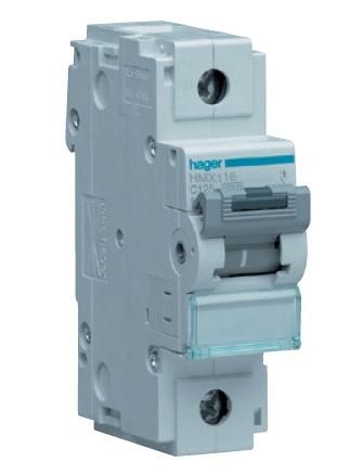 Автоматический выключатель 1P 50kA C-20A 1.5M