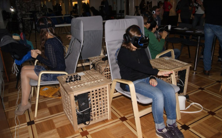 Аренда квеста виртуальной реальности