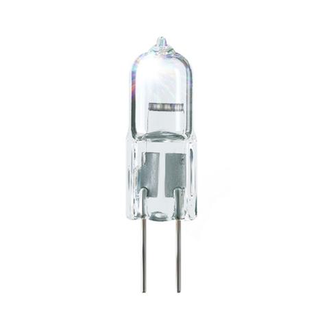Лампа капсульная галогенная JC - 10Вт - 12В - G4 прозрачная TDM