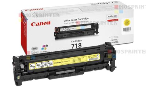 Cartridge 718Y / 2659B002[AA]