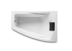 Купить акриловую ванну Roca Hall Angular в Краснодаре 150х100 ZRU9302865 правая