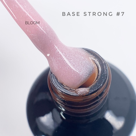 База Bloom Strong жесткая оттенок №7 15 мл