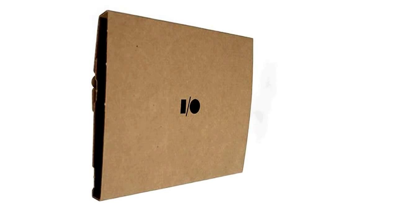 Упаковка Google Cardboard Gadgilla