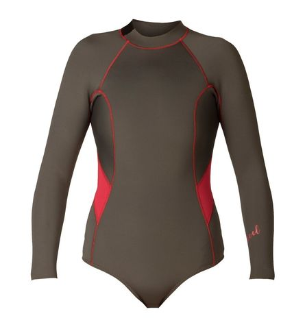 CEL WOMENS AXIS 2MM L/S SPRINGSUIT