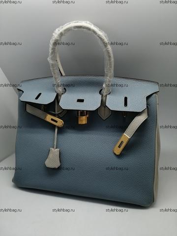 Женская сумка Hermes Birkin 35 togo wave