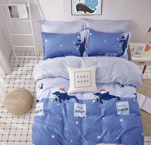 Евро постельное белье сатин-твил Arias