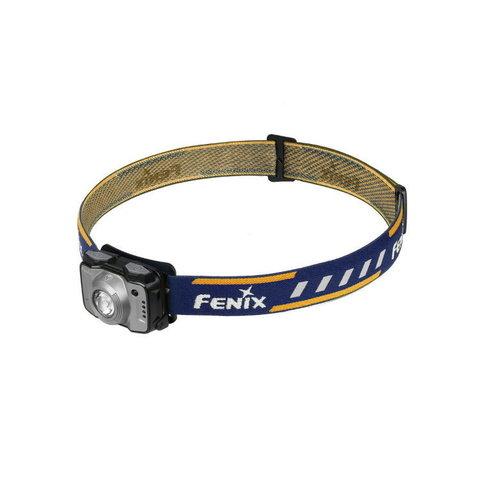 Фонарь светодиодный налобный Fenix HL12R (400 лм, аккумулятор)