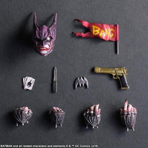 Бэтмен Галерея Мошенников фигурка Джокер копия