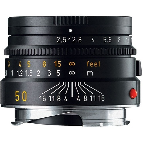 Объектив Leica Summarit-M 50mm f/2.5 для Leica