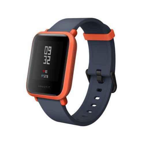 Умные часы Xiaomi Amazfit Bip Cinnabar Red EU