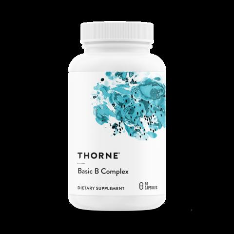Thorne Research, Базовый комплекс витамина В