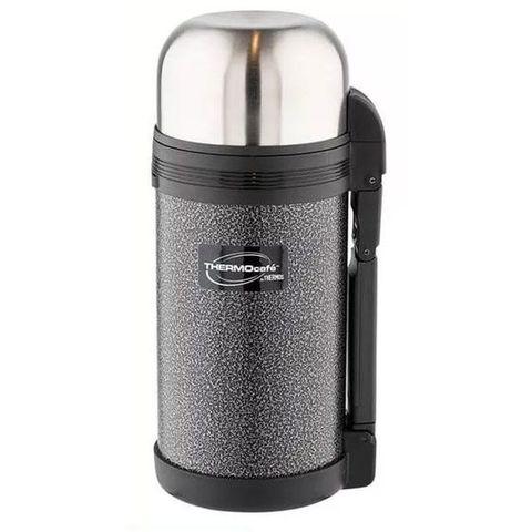 Термос Thermos ThermoCafe HAMMP-1200-HT (725370) 1.2л. стальной/черный