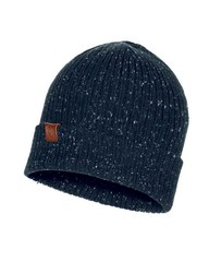 Вязаная шапка Buff Hat Knitted Kort Black
