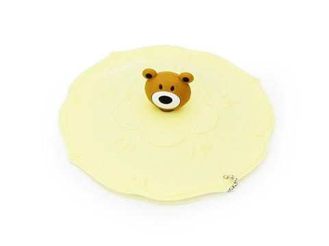 """8858 FISSMAN Крышка для кружки """"Медвежонок"""" 11 см,  купить"""