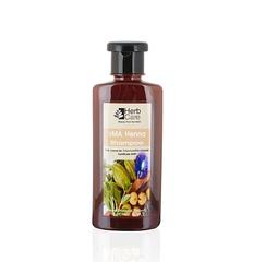 Лечебный шампунь с Хной и экстрактами целебных трав,HerbCare