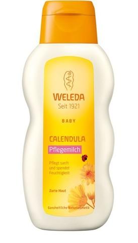 Weleda -Детское молочко для тела с календулой 200 мл