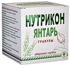 Нутрикон Янтарь, хрустящие гранулы, 350г