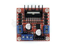 Драйвер моторов двухканальный L298N/2A