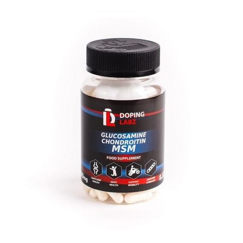 Glucosamine chondroition MSM 3000mg X 120caps
