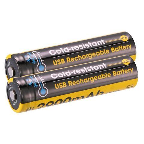 Аккумулятор Nitecore Rechargeable NL1829RLTP 18650 Li-Ion 2900mAh (18735)