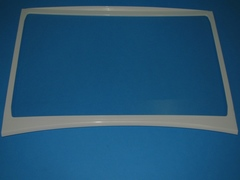Полка холодильника GORENJE с рамой 500x360мм 105471, 181062