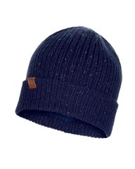 Вязаная шапка Buff Hat Knitted Kort Night Blue