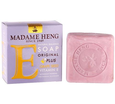 Омолаживающее мыло  Мадам Хенг (MADAME HENG) с виноградом 150 гр.