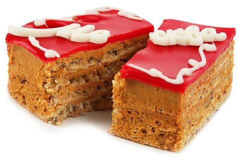 Торт Москва без глютена