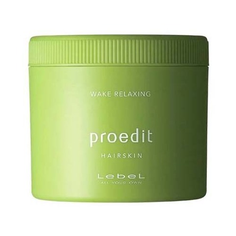 Lebel Proedit Hairskin Wake Relaxing - Крем для волос «Пробуждение»