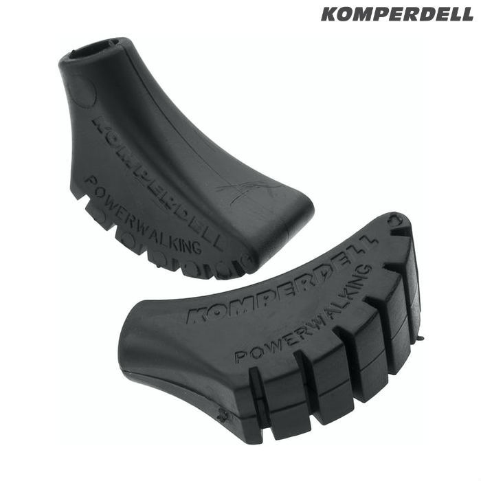 Наконечники для асфальта Komperdell PowerWalking Vibra Stop