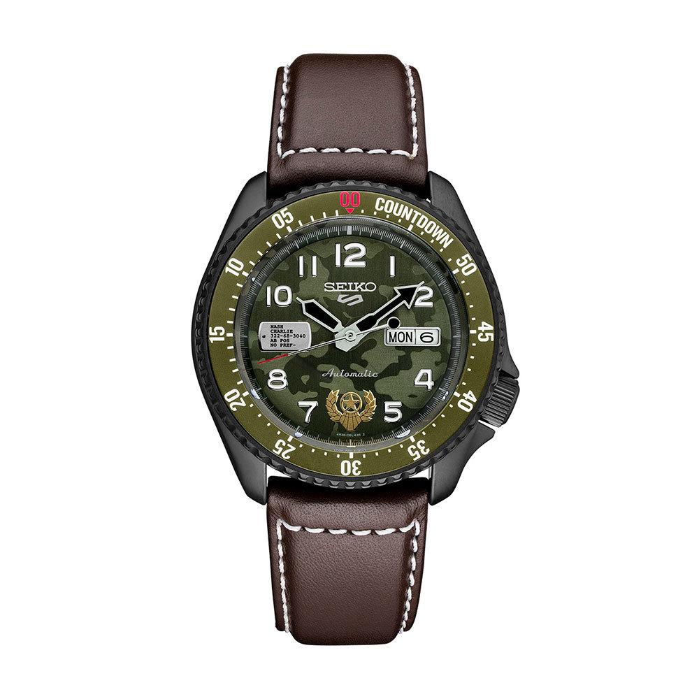 Наручные часы Seiko — 5 SRPF21K1S
