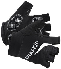 Элитные велоперчатки Craft Classic Glove black-white женские