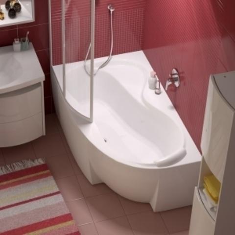 Ванна акриловая Ravak Rosa 95 160x95 L C571000000 левая