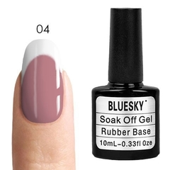 Bluesky, Rubber Base Cover Pink - каучуковая камуфлирующая база № 04, 10 мл