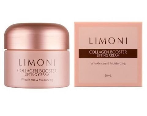 LIMONI Лифтинг - крем для лица с коллагеном Collagen Booster Lifting Cream 50 мл