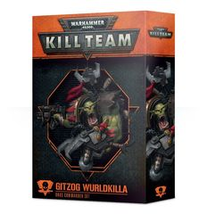 Kill Team: Gitzog Wurldkilla Commander set