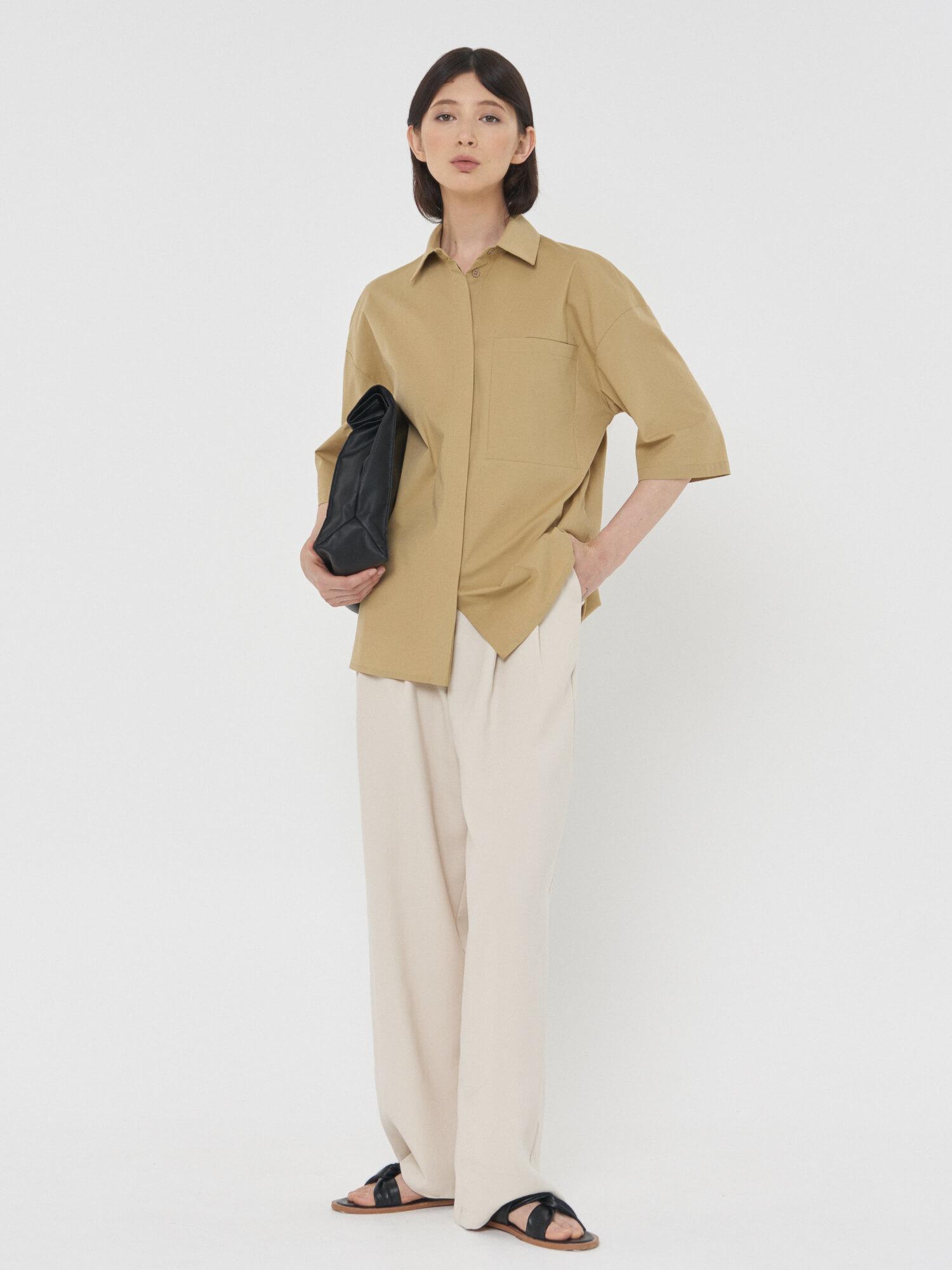 Рубашка Sienna с втачным карманом