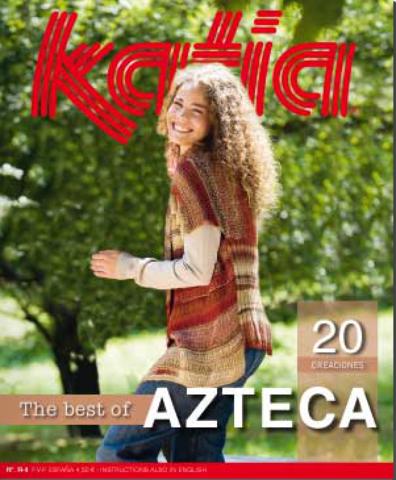Журнал Special 4 Azteca Katia