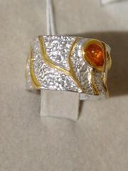 Тейма (кольцо из серебра)