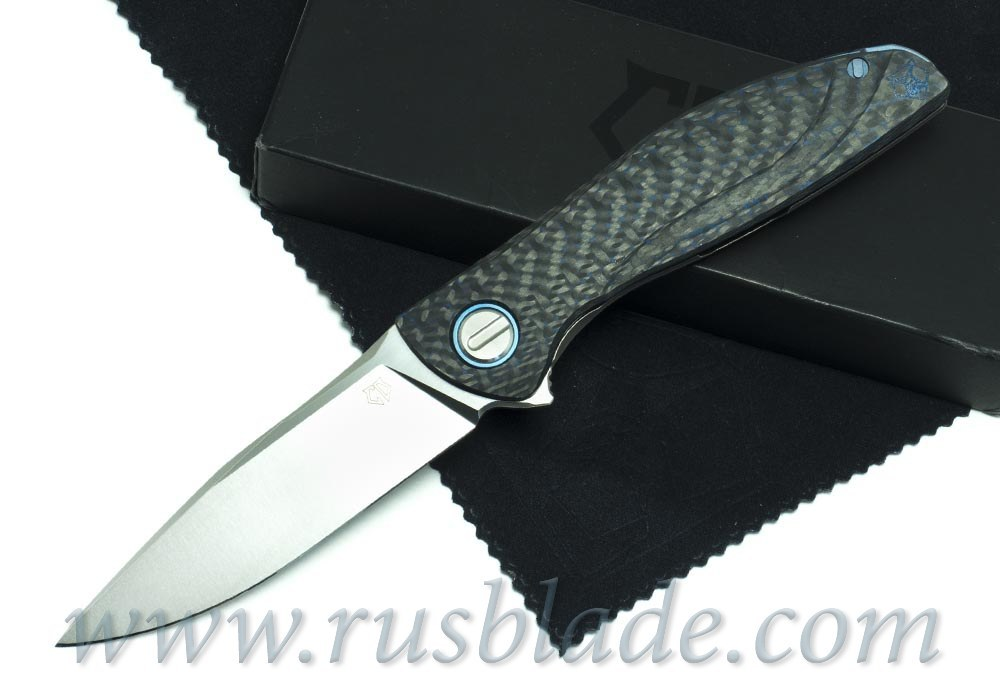 CUSTOM Shirogorov HatiOn S90V Custom Division #533