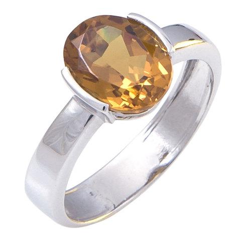 Кольцо из серебра с султанитом Арт.1183с